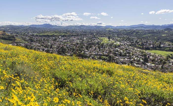 Thousand Oaks, CA | Saw temperature deviations of only 5 degrees