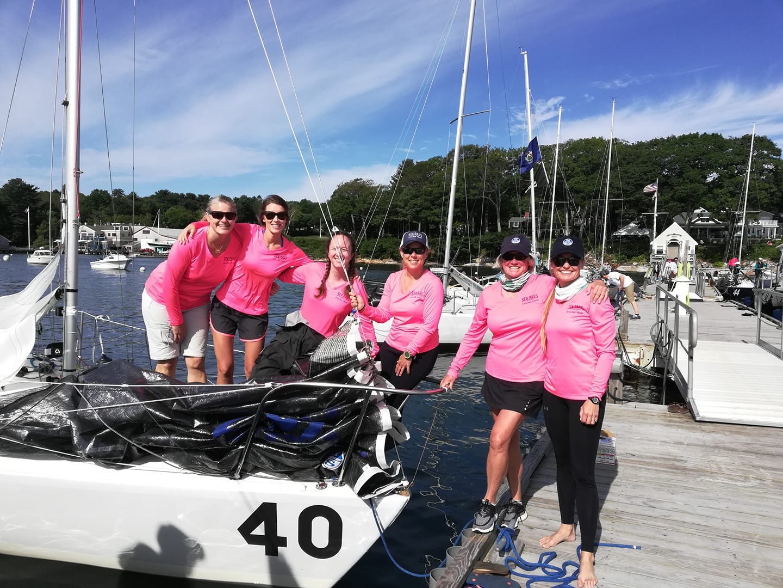 Sea Bags Womens Sailing Team