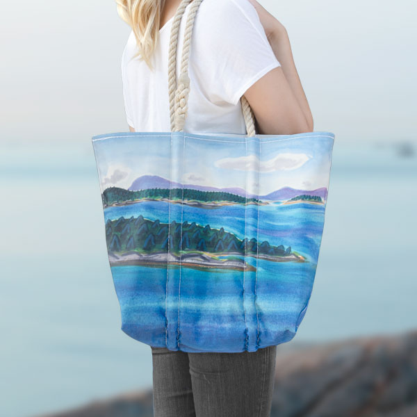 20% of sales are donated to Maine Coast Heritage Trust