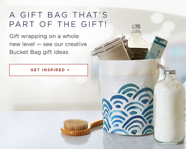 Get inspired with bucket bag gifting ideas