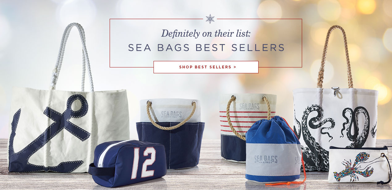Definitely on their list - Shop Sea Bags Best Sellers