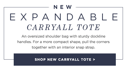 New Expandable Carryall Tote - in 3 designs for everyday use