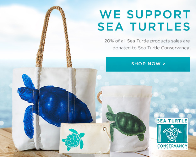 For Earth Day - 20% of Sea Turtles Collection goes to Sea Turtle Conservancy