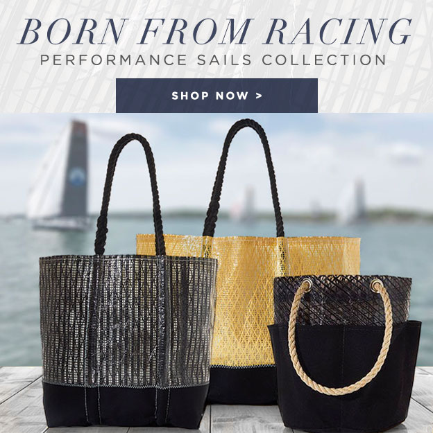 Born From Racing - The Performance Sails Collection