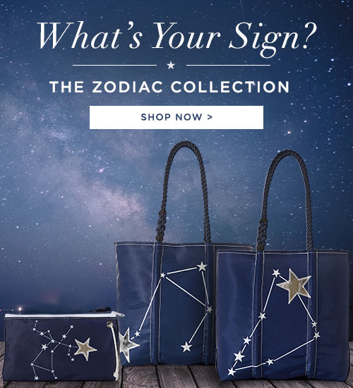 What's Your Sign? The Zodiac Collection - Shop Now