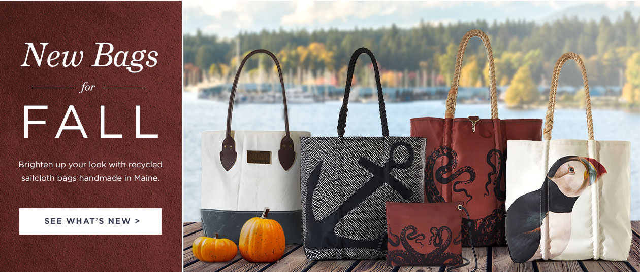 See what's new for Fall. Shop New Totes, Travel Bags and more