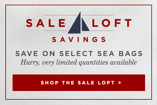 Sale Loft Savings - Limited Quantity Specials