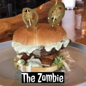 Zombie Burger Just $10