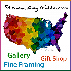 Steven Ray Miller Frame Shop and Gallery