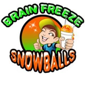 Brain Freeze Snowballs