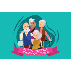 5% OFF Senior Citizen Specials