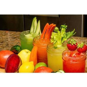 Freshly Squeezed Juices!