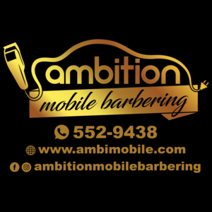 Ambition Mobile Barbering Beard Oils
