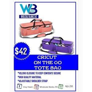 Circuit Tote Bag - $42