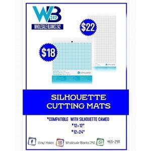 12x12 Silhouette Cutting Mat - $18