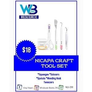 Nicapa Craft Tool Set - $18