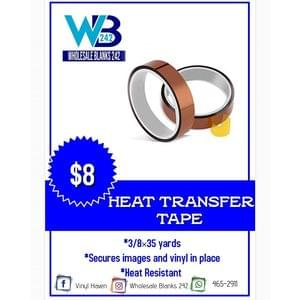 Heat Transfer Tape - $8
