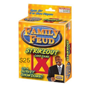 Family Fued Strikeout