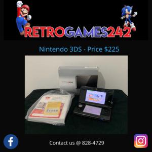 Nintendo 3Dxl