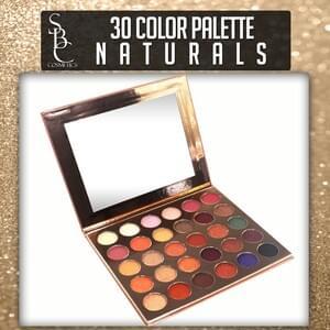 30 Color Palette - Natural