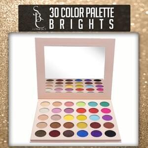 30 Color Palette - Brights