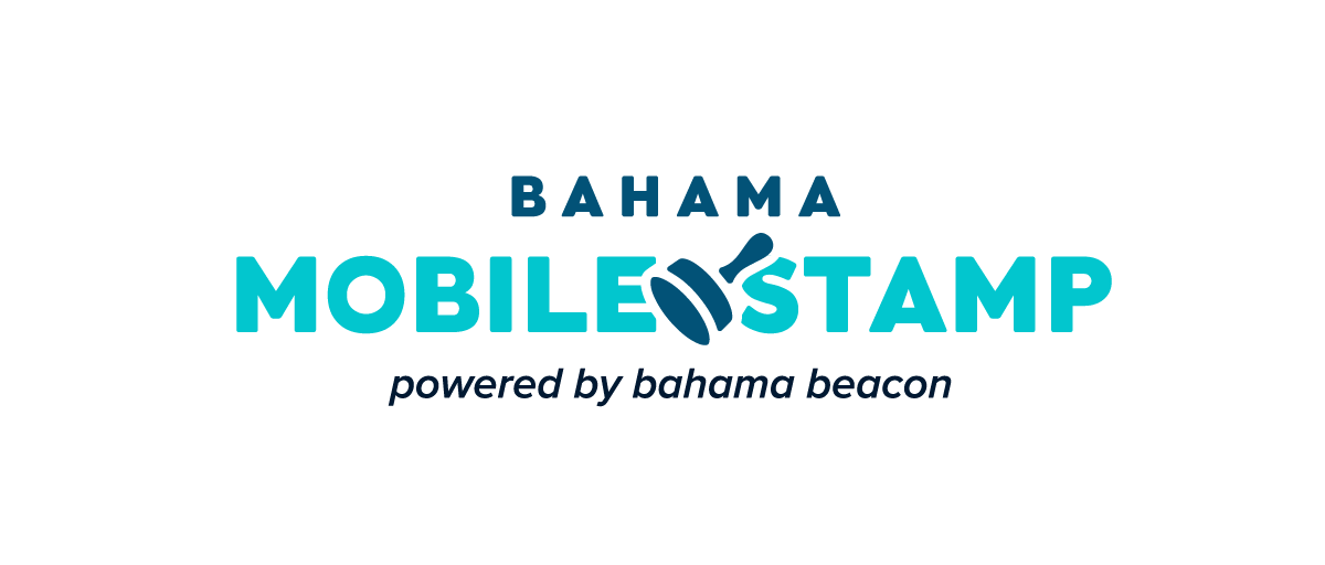 Bahama Mobile Stamp