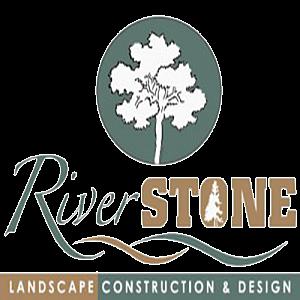 River Stone Landscape