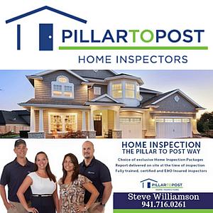 Pillar to Post Home Inspectors - 'The Steve Williamson Team'