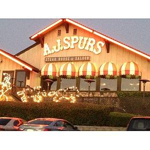 AJ Spurs Saloon & Dining Hall