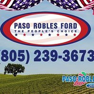 Paso Robles Ford >> Paso Robles Ford