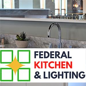 Federal Kitchen and Lighting