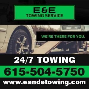 E & E Towing Service | Nashville Towing & Roadside Assistance