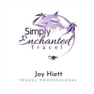 Joy Hiett, Simply Enchanted Travel