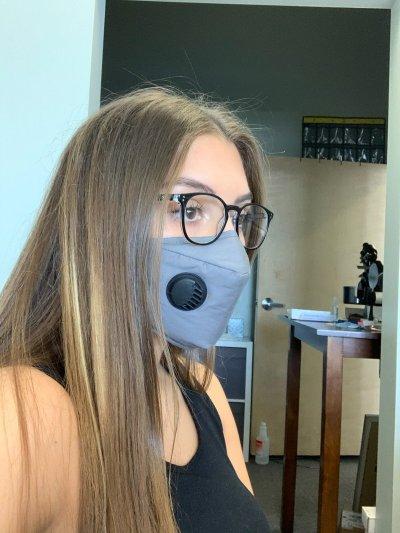 Reusable Face Mask (single)