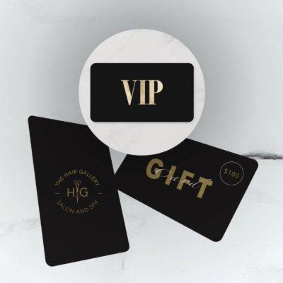 $100.00 Gift Certificate with Bonus VIP