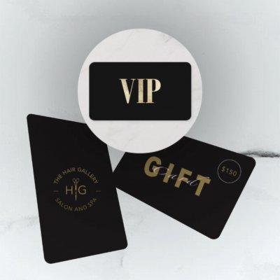 $150.00 Gift Certificate with Bonus VIP