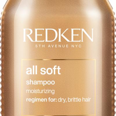 All Soft Shampoo oz