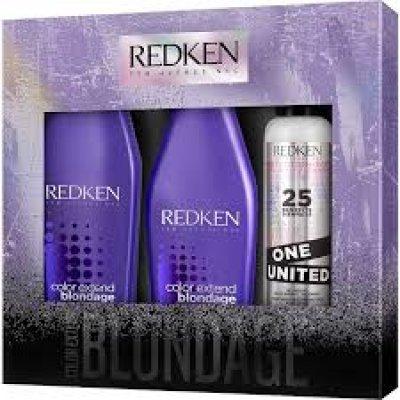 Redkin Color Extend Blondage Gift Set