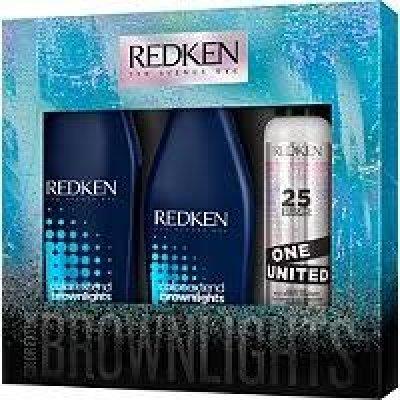 Redken Color Extend Brownlights Holiday Gift Set
