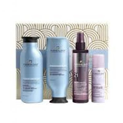 Pureology Strength Cure Blonde Holiday Kit