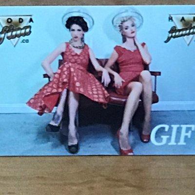 $100 Gift Card )