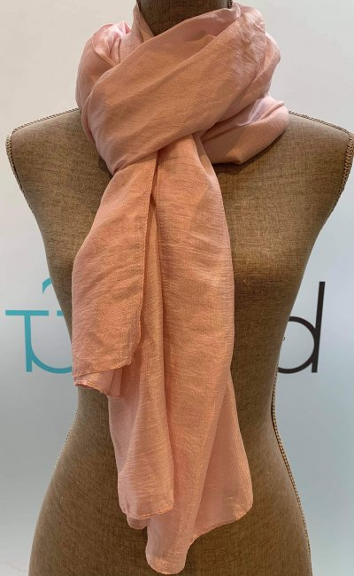 Silky Solid Light Pink