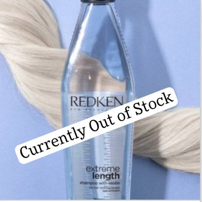 Redken Extreme Length Shampoo with Biotin (300ml)