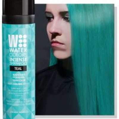 Tressa Intense Watercolors Teal Shampoo (250ml)