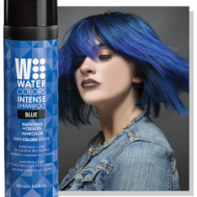 Tressa Intense Watercolors Blue Shampoo (250ml)