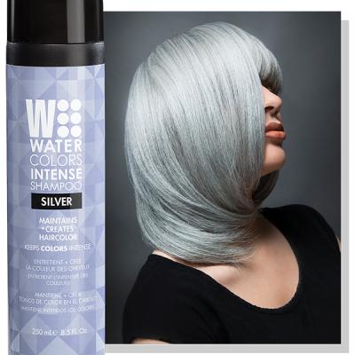 Tressa Intense Watercolors Silver Shampoo (250ml)