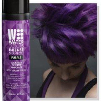 Tressa Intense Watercolors Purple Shampoo (250ml)