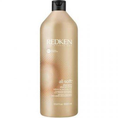 Redken All Soft Shampoo Litre