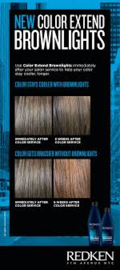 Redken Colour Extend Brownlights Shampoo