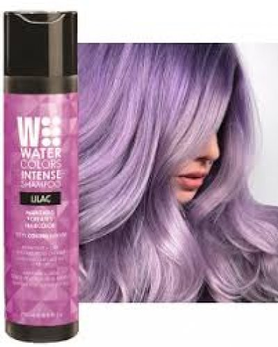 Water Colours Lilac